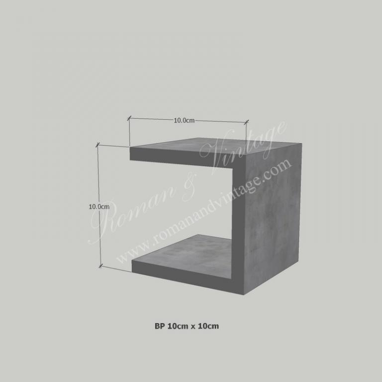 บัวปูนปั้น แบบโมเดิร์น บัวปูนปั้น แบบโมเดิร์น                    BP 10cm x 10cm 768x768