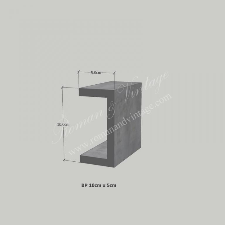 บัวปูนปั้น แบบโมเดิร์น บัวปูนปั้น แบบโมเดิร์น                    BP 10cm x 5cm           2 768x768