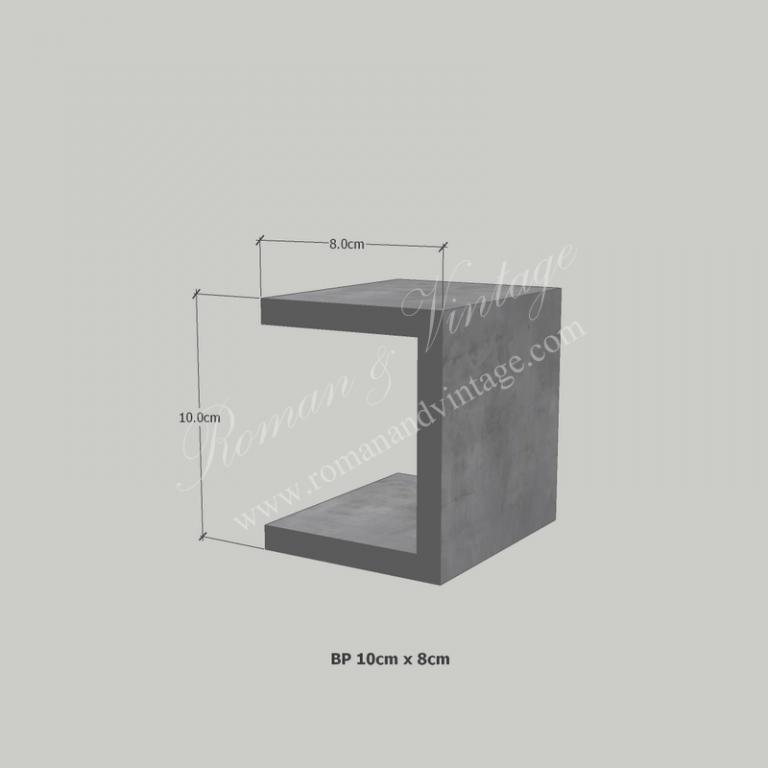 บัวปูนปั้น แบบโมเดิร์น บัวปูนปั้น แบบโมเดิร์น                    BP 10cm x 8cm 768x768