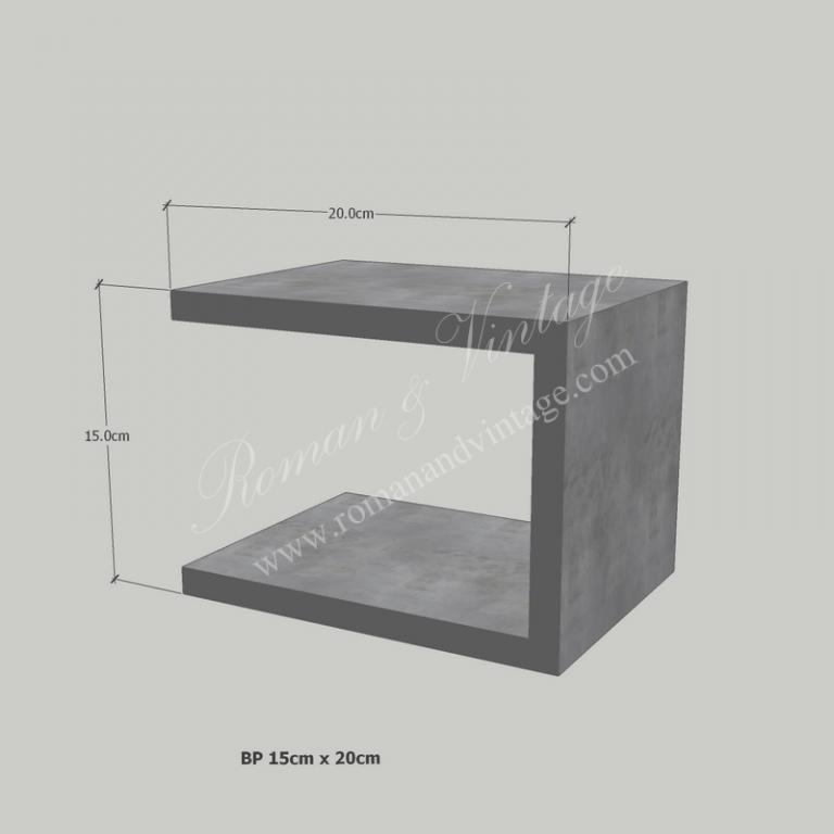 บัวปูนปั้น แบบโมเดิร์น บัวปูนปั้น แบบโมเดิร์น                    BP 15cm x 20cm 768x768