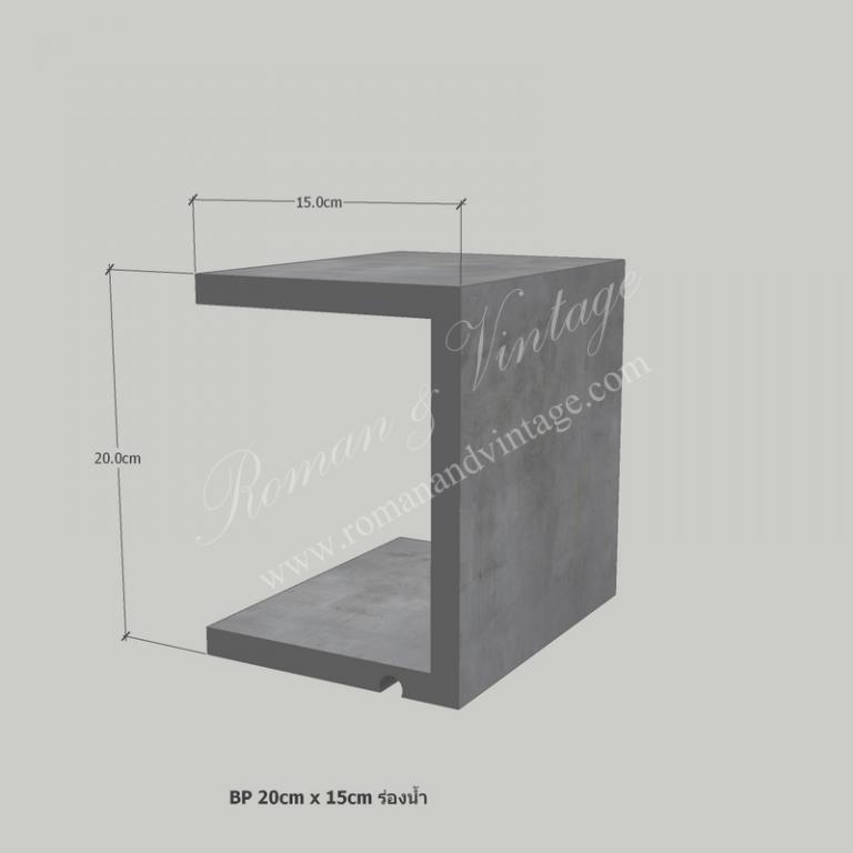 บัวปูนปั้น แบบโมเดิร์น บัวปูนปั้น แบบโมเดิร์น                    BP 20cm x 15cm                       768x768