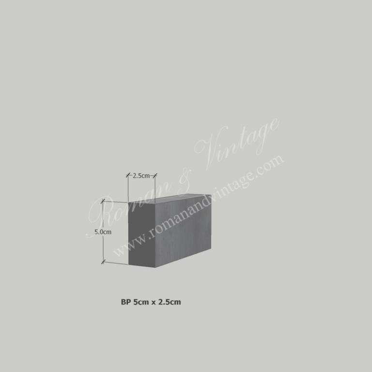 บัวปูนปั้น แบบโมเดิร์น บัวปูนปั้น แบบโมเดิร์น                    BP 5cm x 2